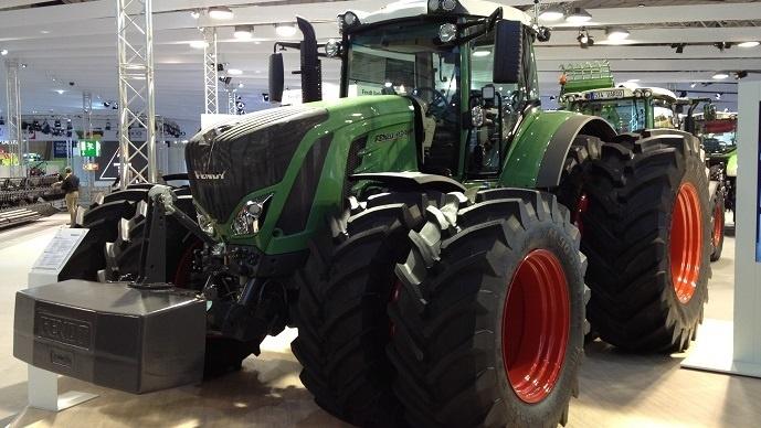 Tracteur Fendt - Le 1000 Vario est-il présent sur Agritechnica ?