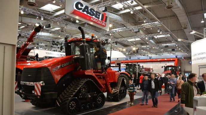Nouveaux tracteurs Case IH - Un Quadtrac de 700 ch et une édition spéciale de Puma à Agritechnica