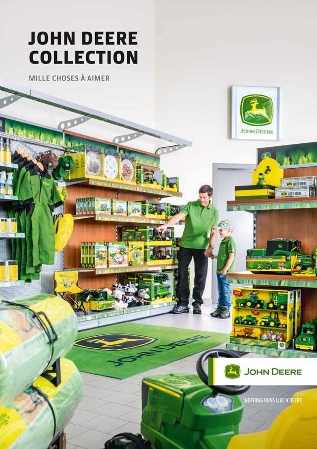Catalogue John Deere