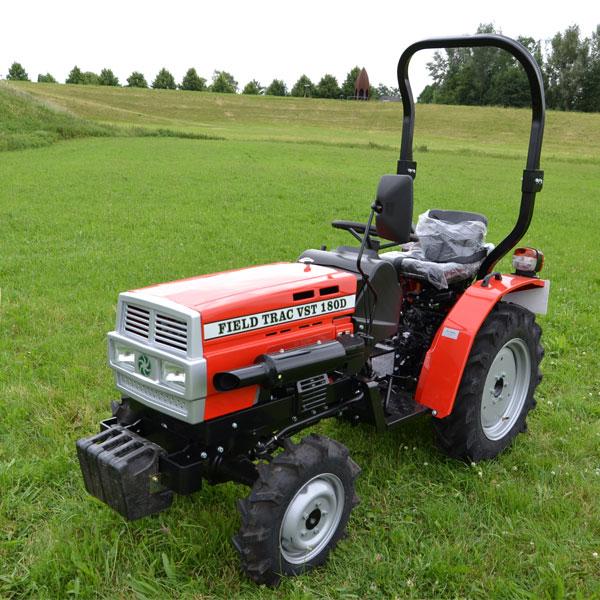 Nouveaux tracteurs chez Limagri: les FIELDTRAC arrivent en force!!!
