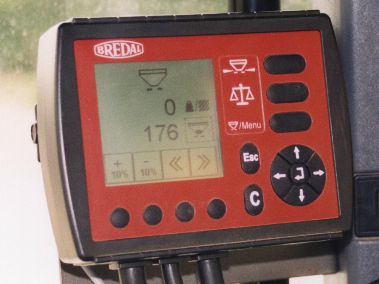 Boitier de contrôle TeeJet 500