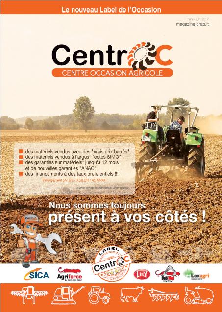 Nouveau magazine CENTROC