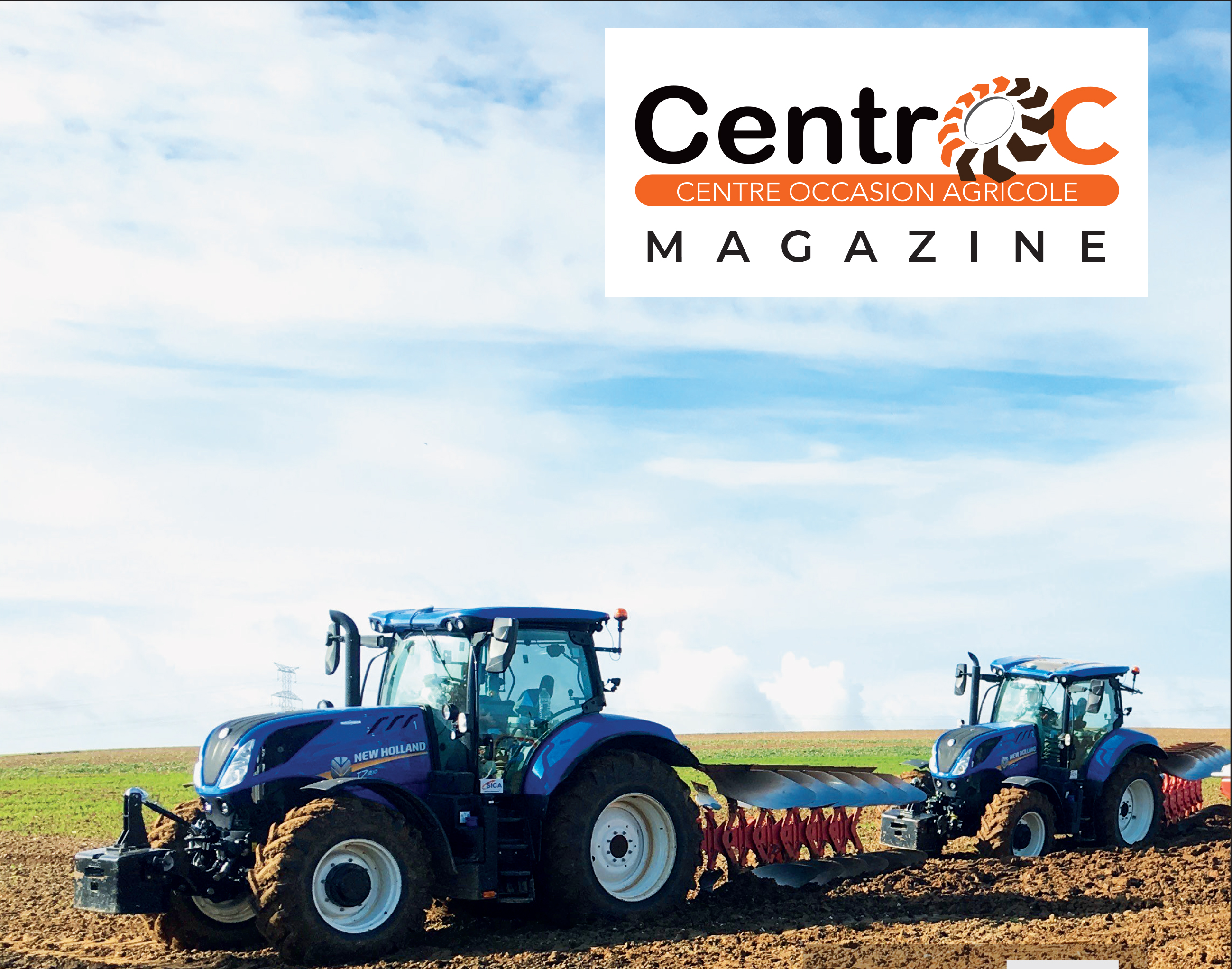 Notre magazine en ligne