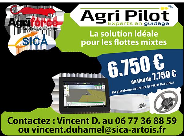 Agri Pilot - La solution idéale
