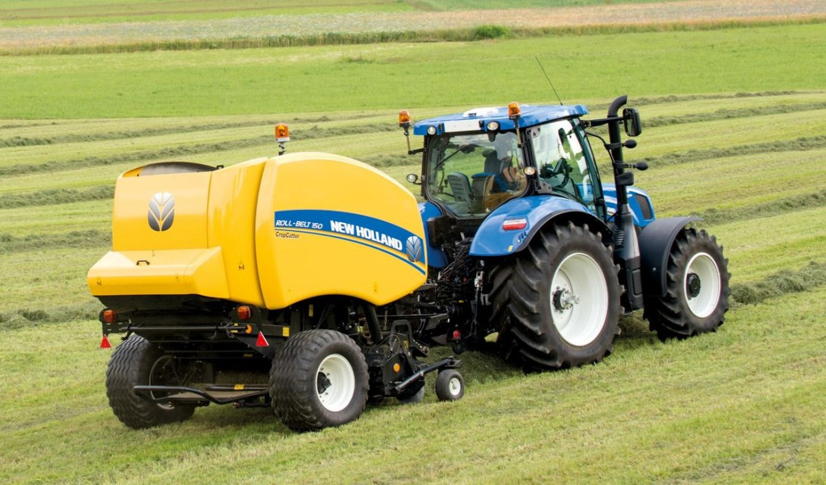 NEW HOLLAND - ROLL BELT