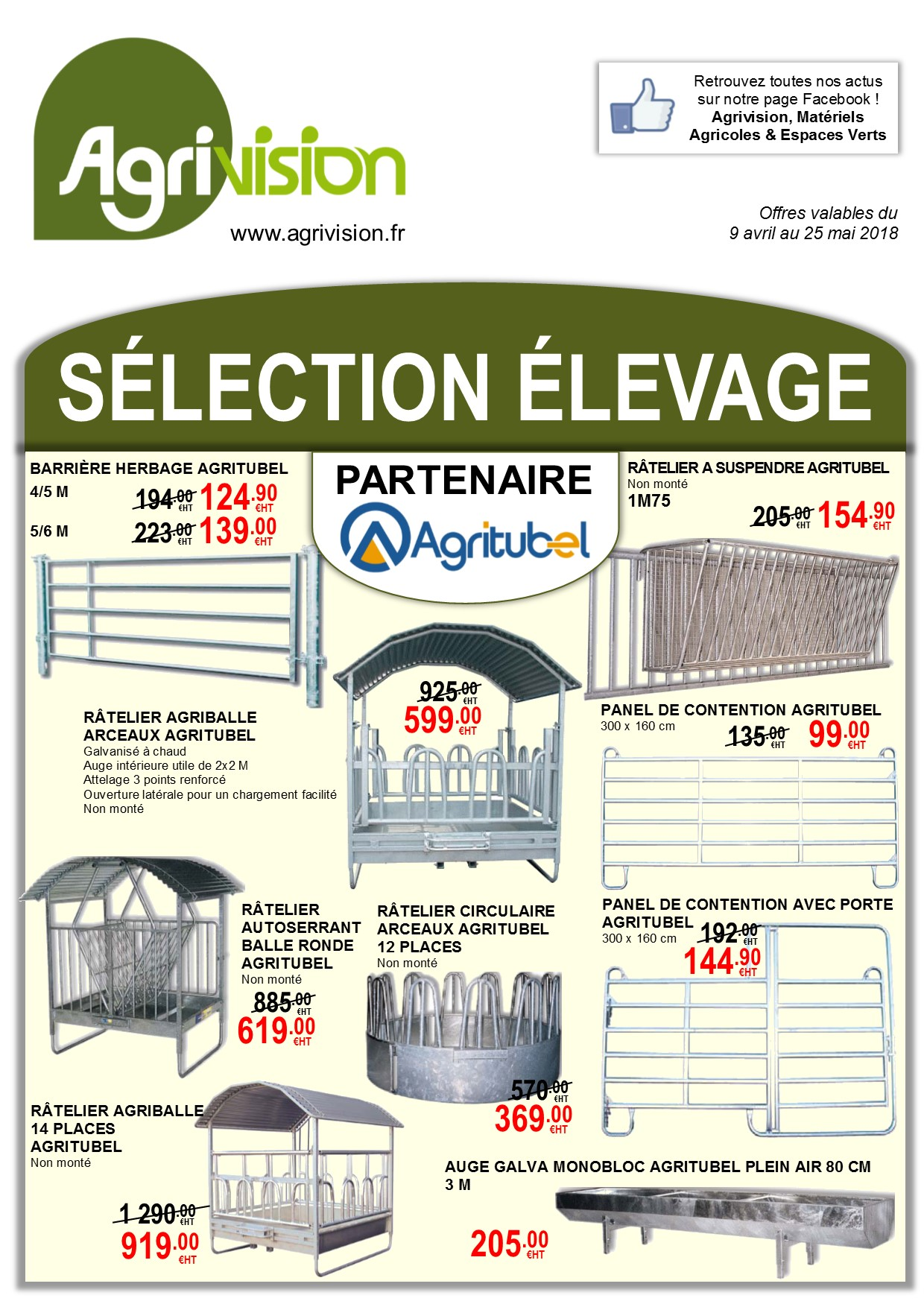 SELECTION ELEVAGE